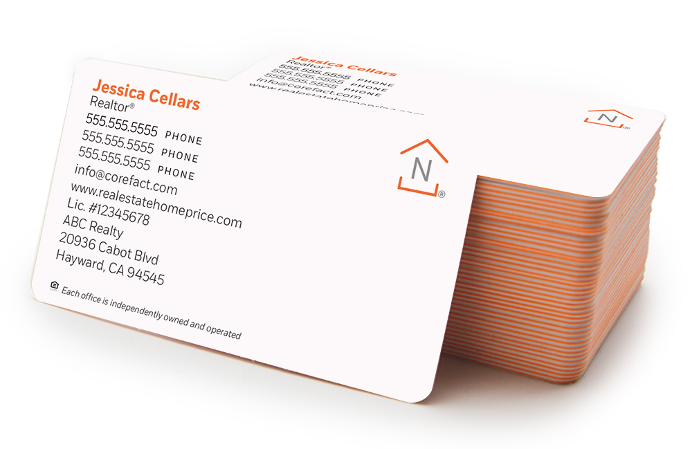 Corefact Luxe Business Card 05 - No Photo