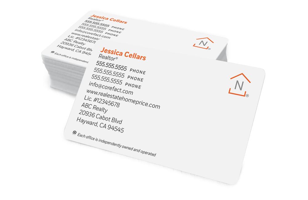 Corefact Standard Business Card 05 - No Photo