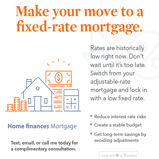 """Mortgage-Series-Fixed-Rate-Mortgage"""
