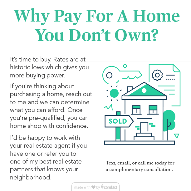 """Mortgage-Series-You-Dont-Own"""