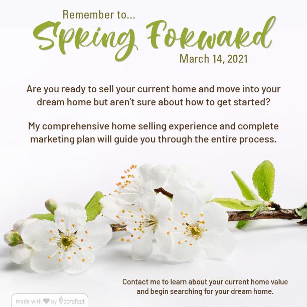 """Seasonal-Spring-Forward"""