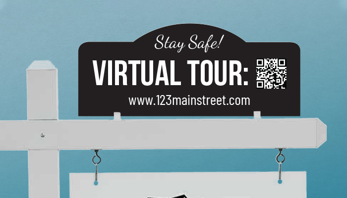 Virtual Tour Sign Riders