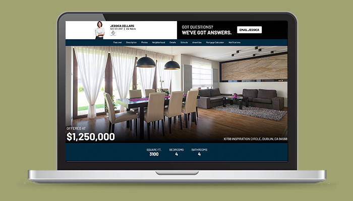 Virtual Property Website