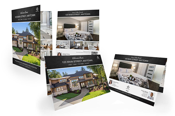 real estate property brochures