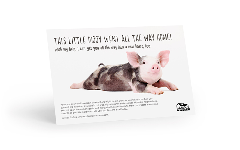 Corefact The Bright Side - This Little Piggy