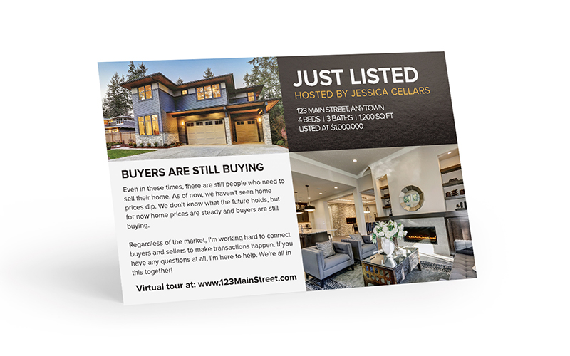 Corefact COVID-19 - Just Listed - Buyers Are Still Buying