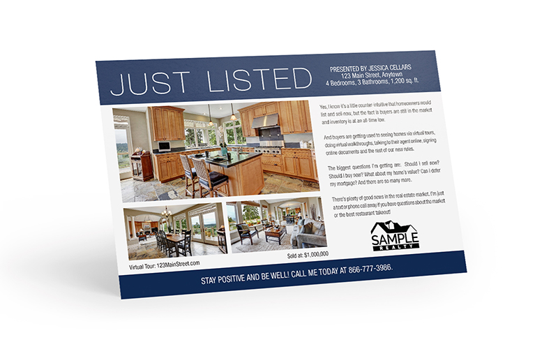 Corefact COVID-19 -  Just Listed - Be Well