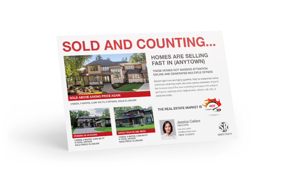 Corefact Hot Market - Just Sold - Sold and Counting!