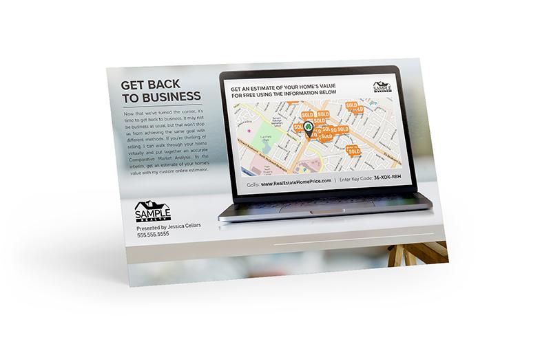 Corefact Restart - Home Estimate - Back to Business