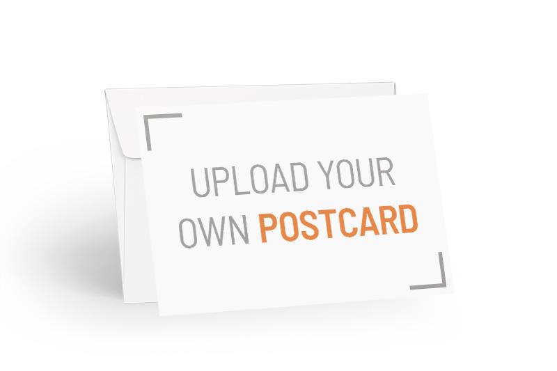 Corefact Custom 5 x 7 Postcard w/Envelope