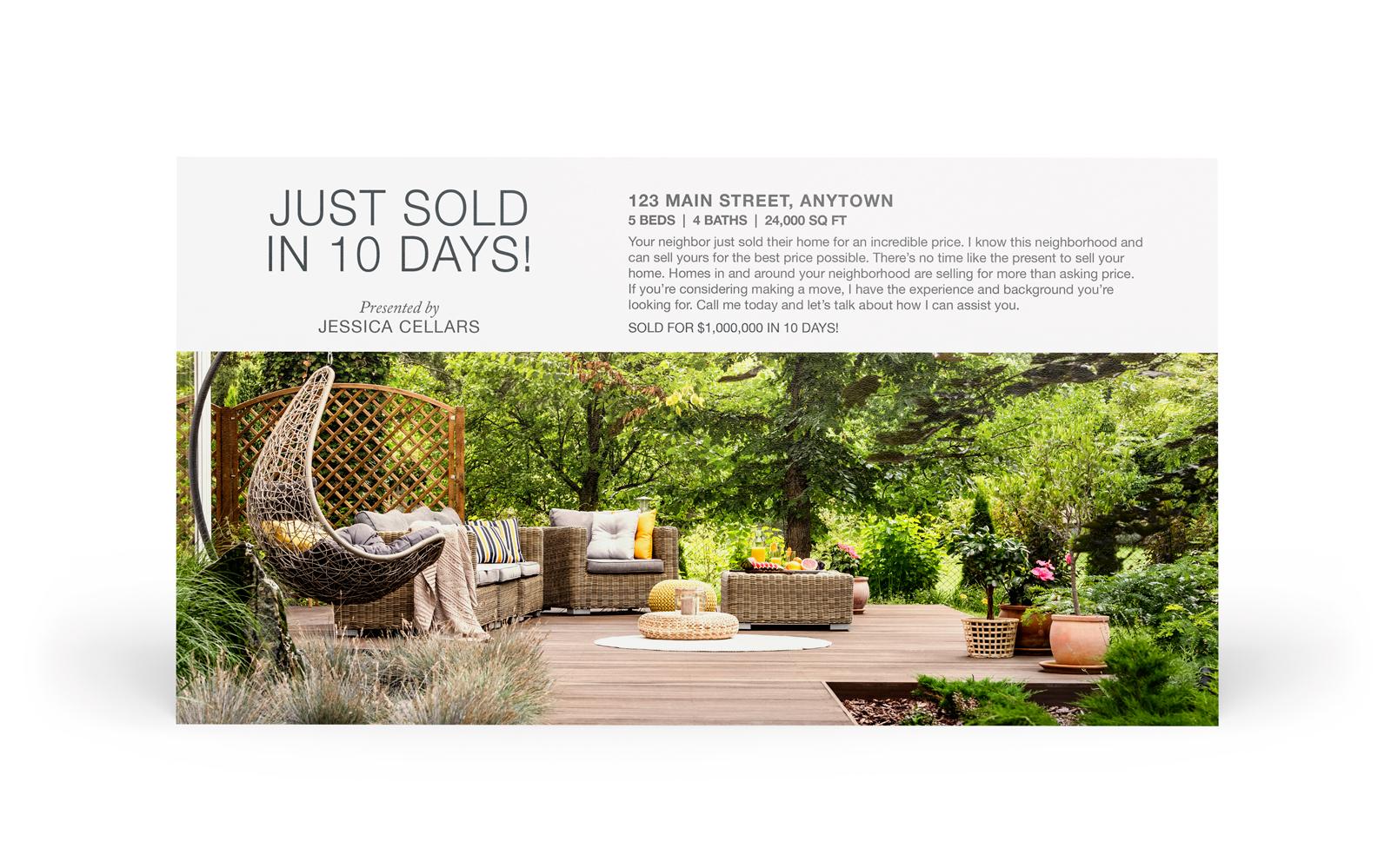Corefact EDDM - Just Sold Showcase