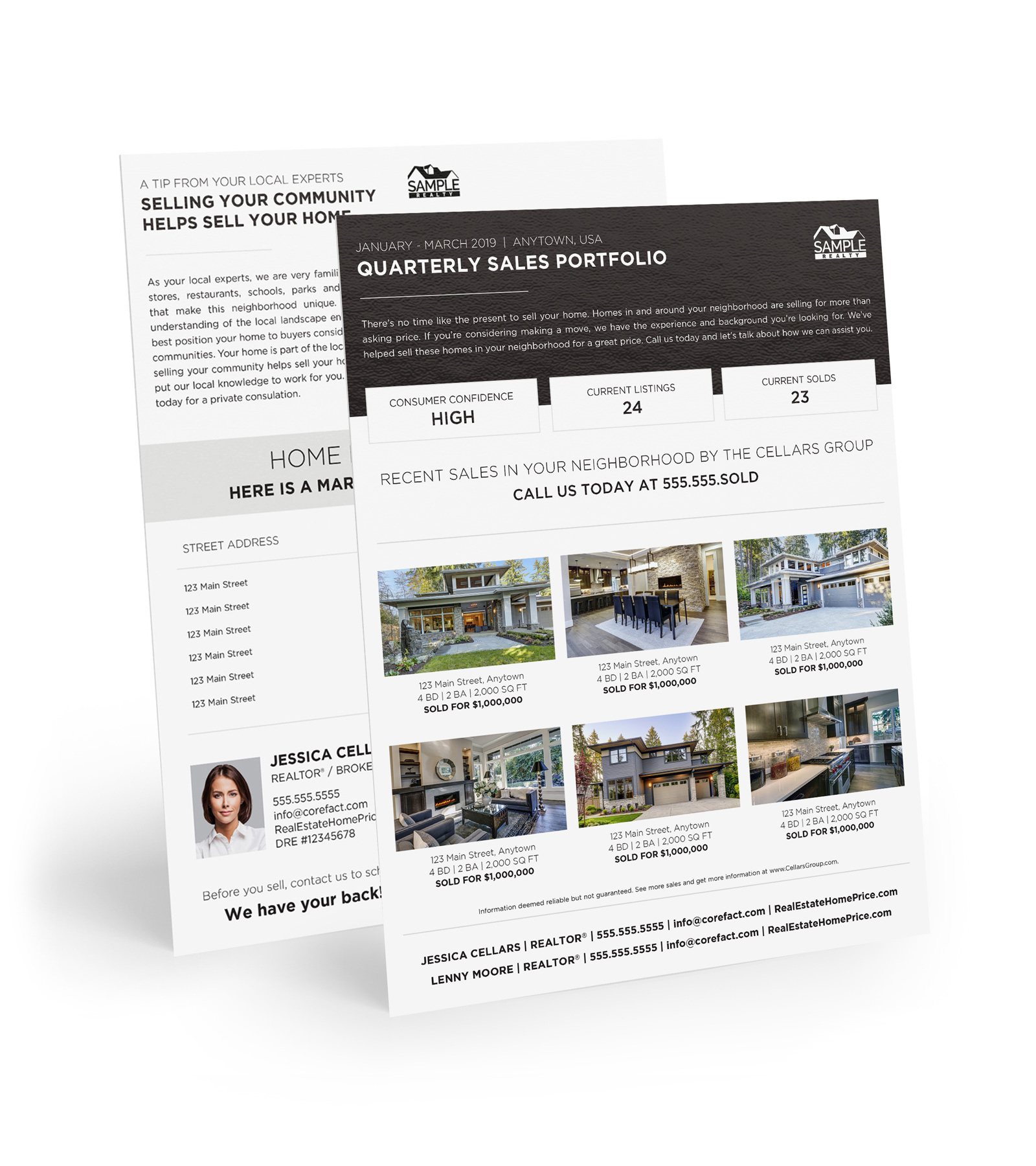 Corefact EDDM - Sales Portfolio 03 (Team)