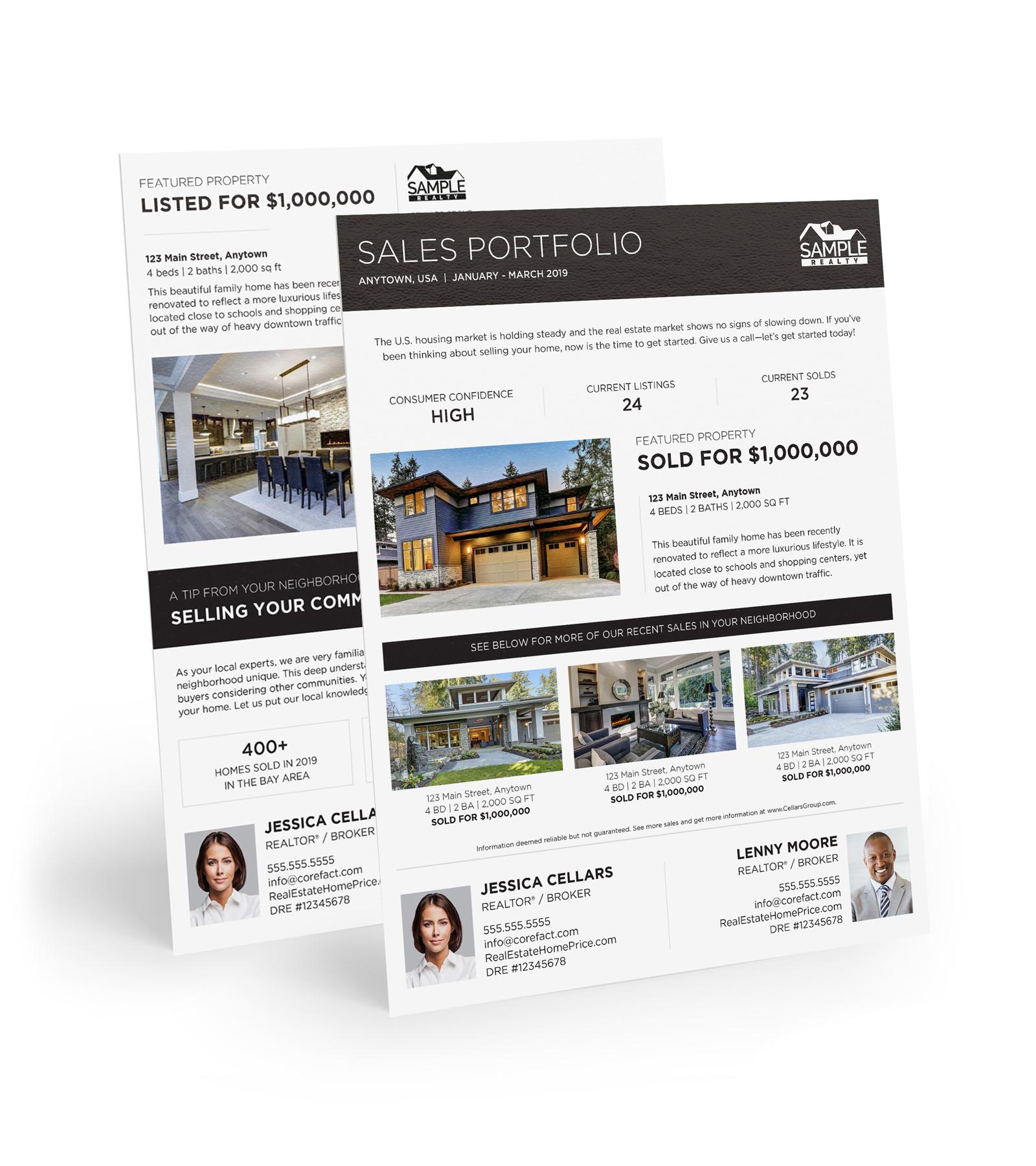 Corefact EDDM - Sales Portfolio 05 (Team)