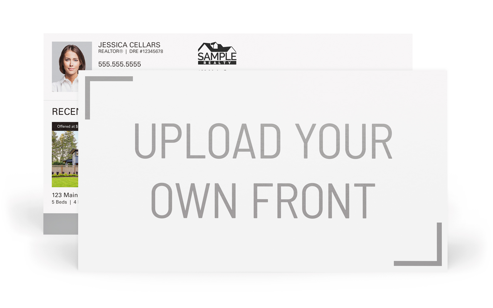 "Corefact Upload Front - 6"" x 11"" EDDM Postcard"