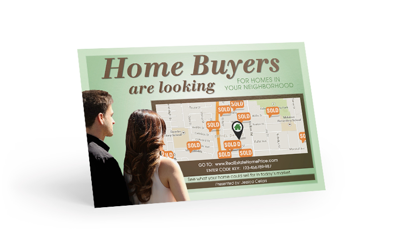 Corefact Home Estimate - Buyers Looking