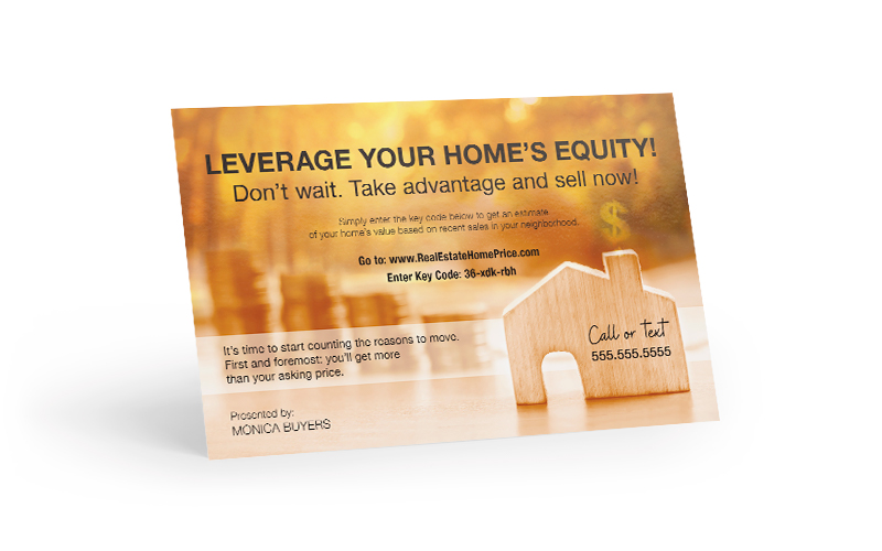 Corefact Home Estimate - Leverage Equity