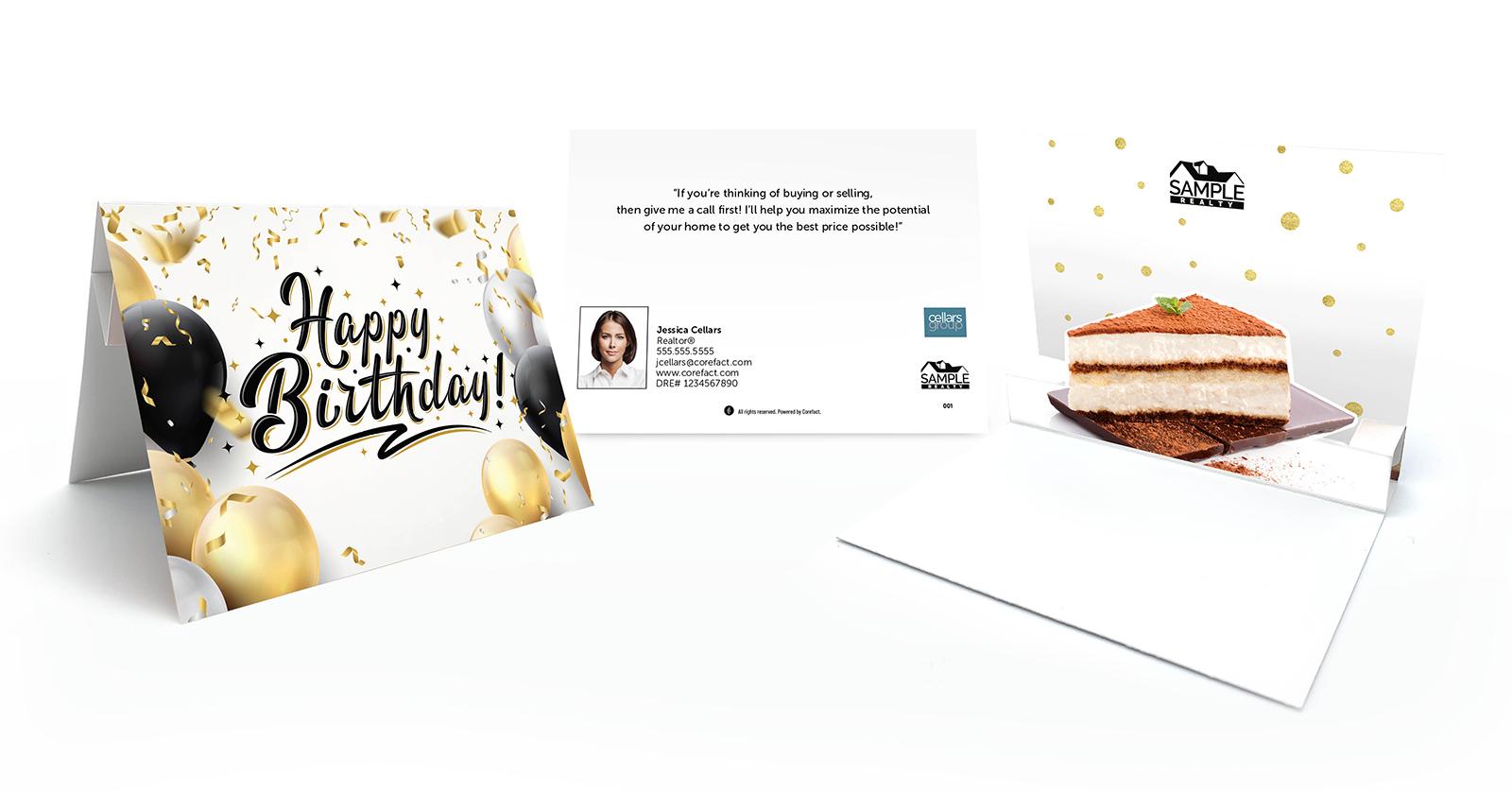 Corefact Happy Birthday