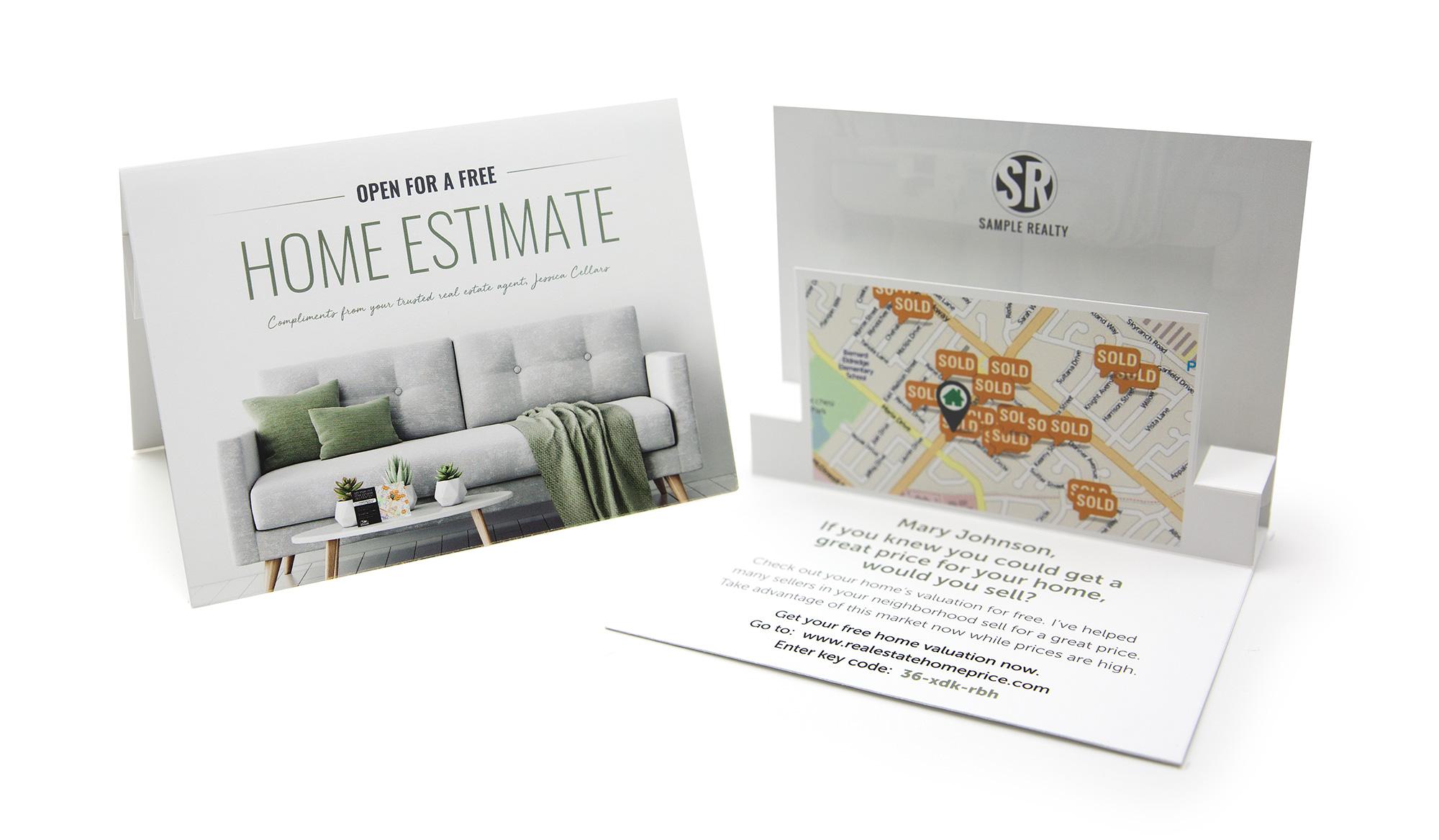 Corefact Pop-Up Card - Home Estimate 03