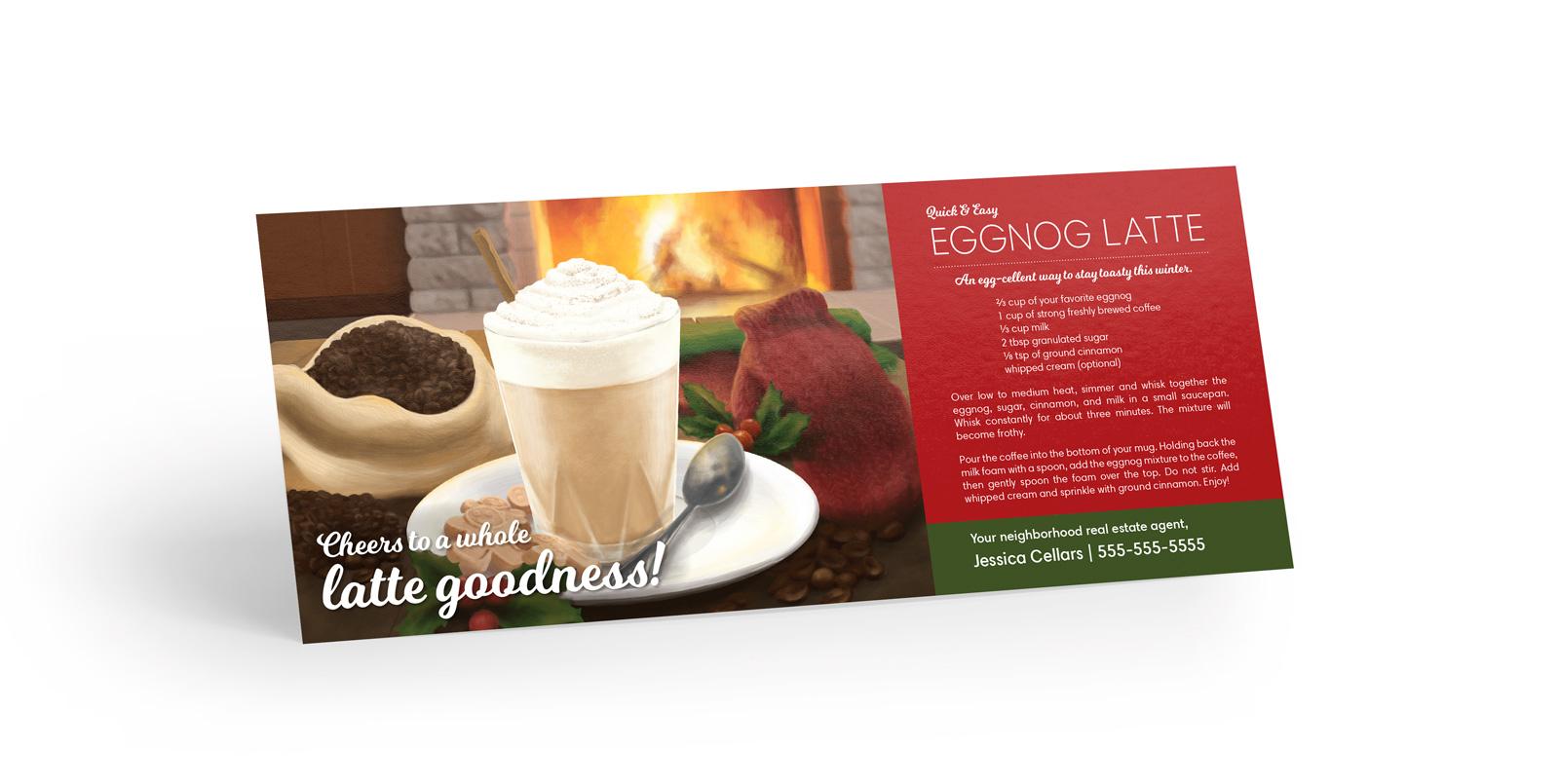 Corefact Seasonal - Eggnog Latte