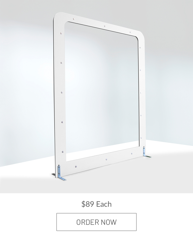 Corefact Wall Shield - Single Panel