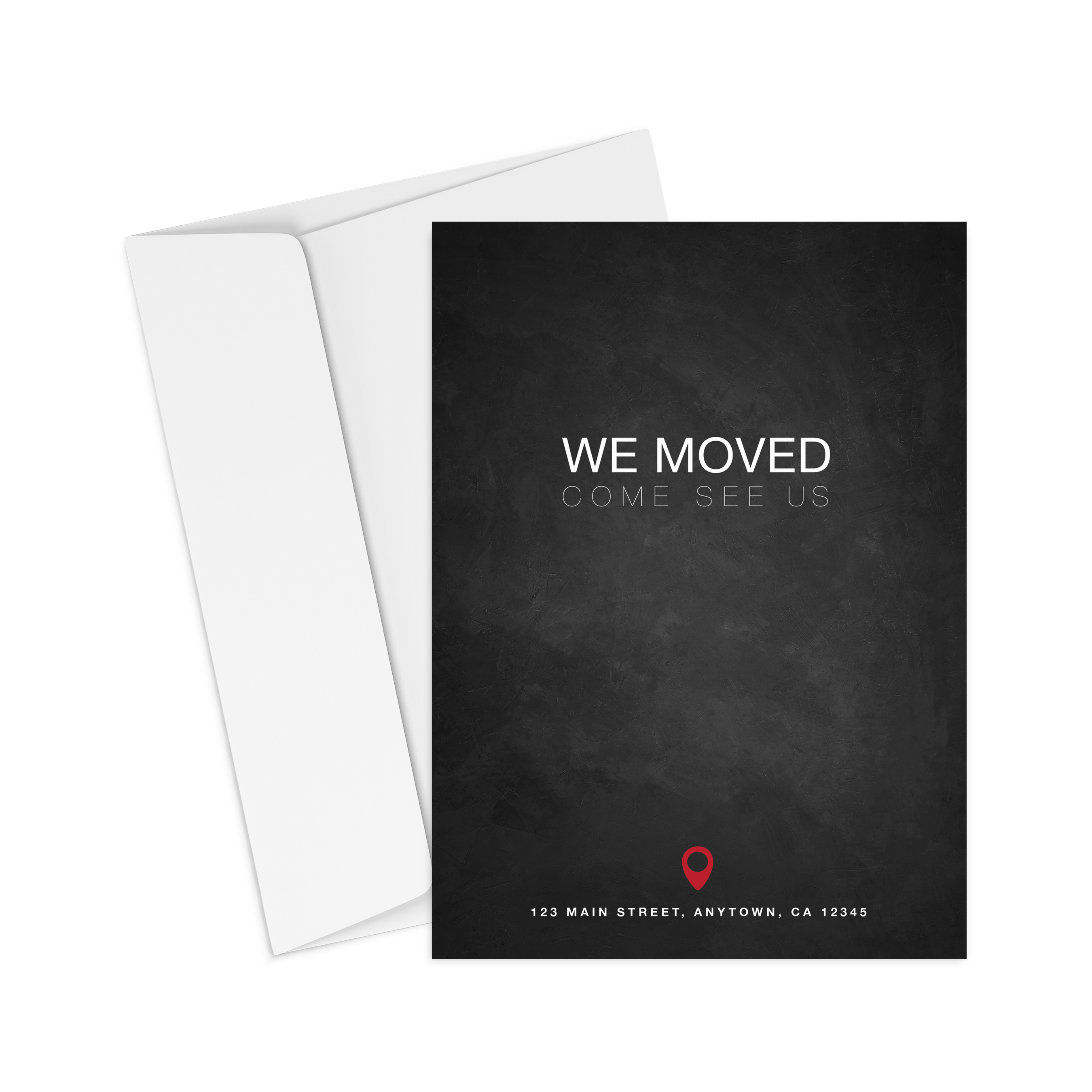 Corefact We Moved - Chalkboard Collection