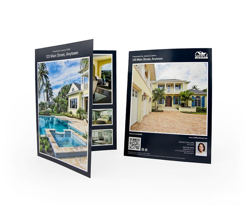 Corefact Elegant Brochure - Book Fold
