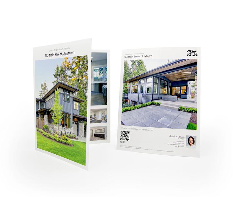Corefact Modern Brochure - Book Fold