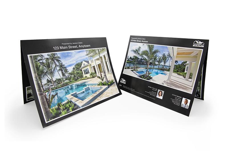 Corefact Elegant Brochure - Calendar Fold (Team)