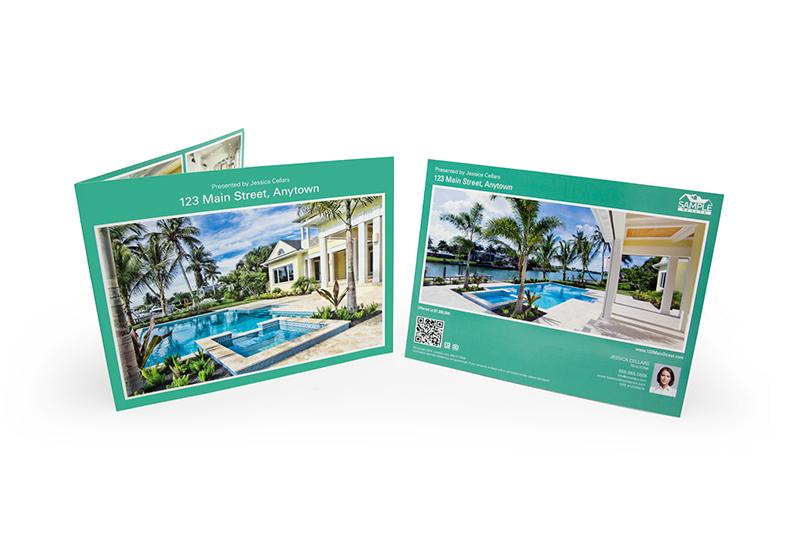 Corefact Elegant Brochure - Panoramic Fold