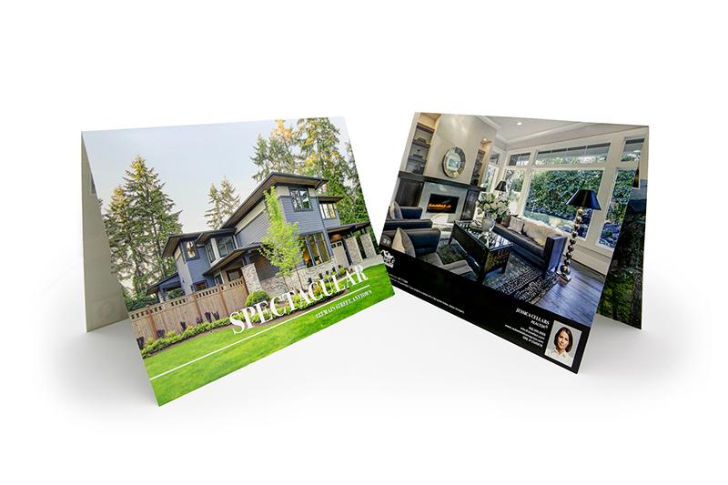 Calendar Fold Brochure
