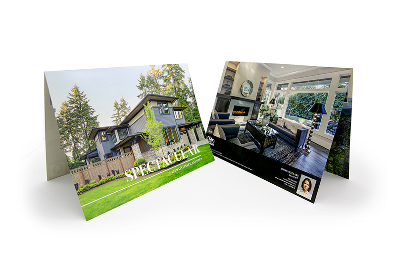 Corefact Luxury Brochure - Calendar Fold