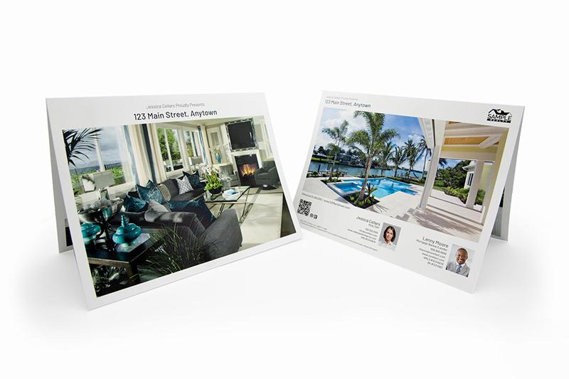 Corefact Modern Brochure - Calendar Fold (Team)