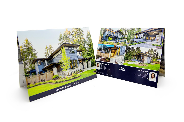 Corefact Modern Bold Brochure - Calendar Fold (Team)
