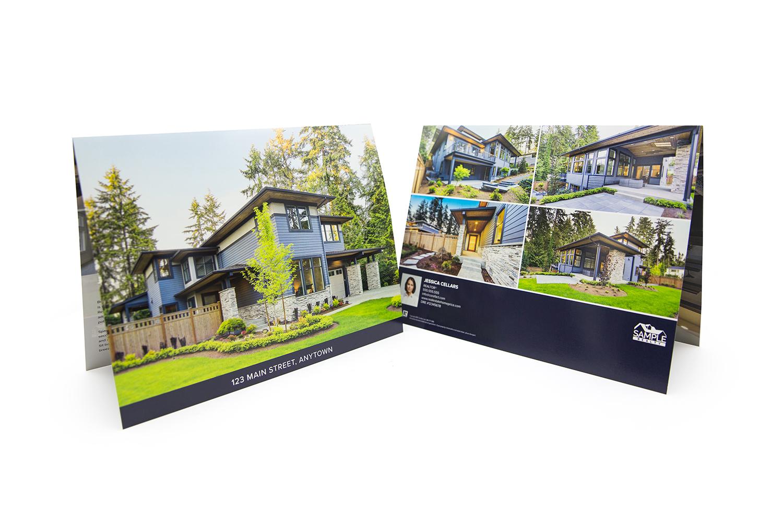 Corefact Modern Bold Brochure - Calendar Fold