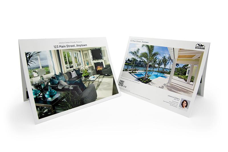 Corefact Modern Brochure - Calendar Fold