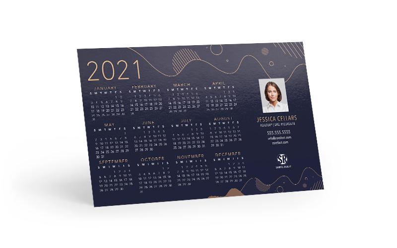Corefact Calendar 2021 - 01