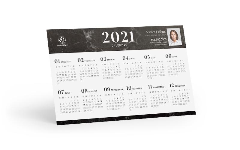 Corefact Calendar 2021 - 03