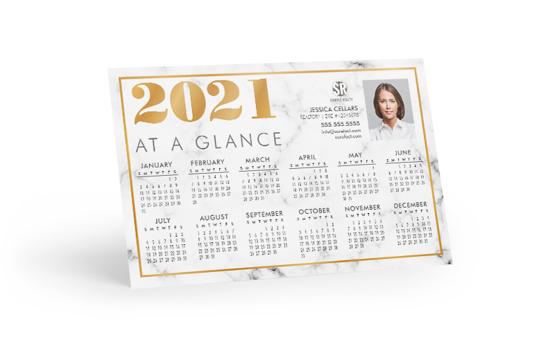 Corefact Calendar 2021 - 04