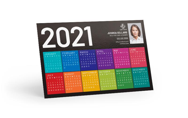 Corefact Calendar 2021 - 05