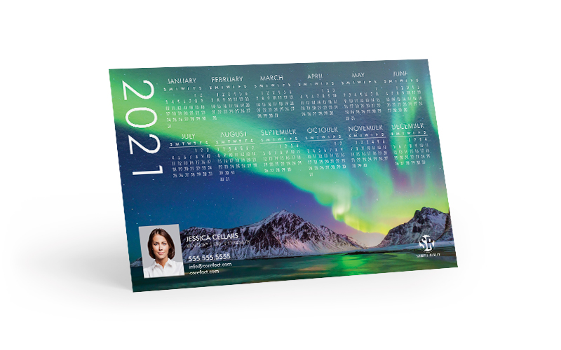 Corefact Calendar 2021- 06