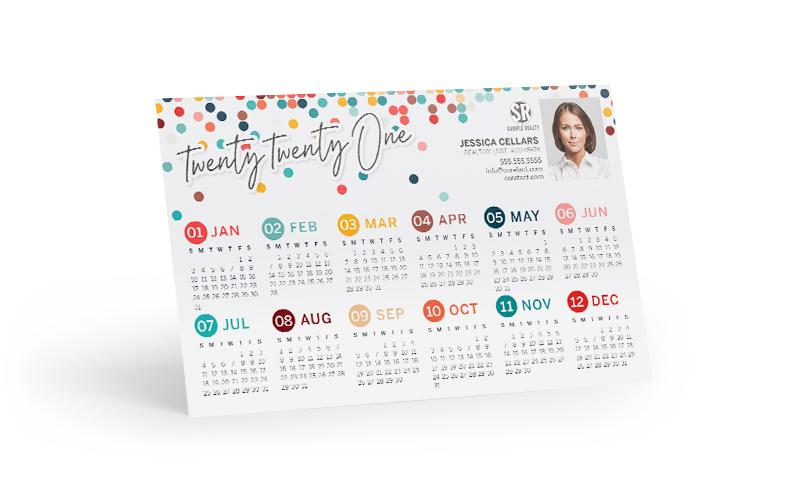 Corefact Calendar 2021 - 07