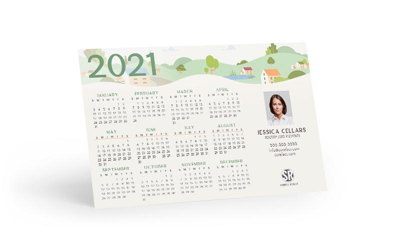 Corefact Calendar 2021 - 08