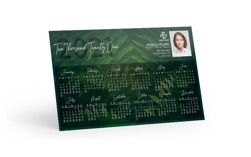 Corefact Calendar 2021 - 09
