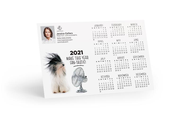 Corefact Calendar 2021 - 10