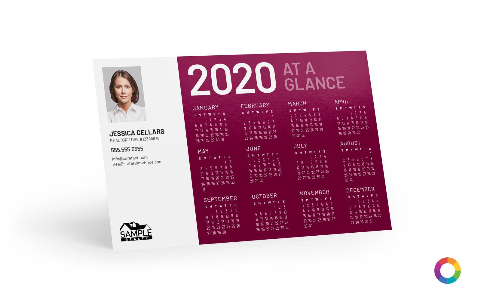Corefact Magnets - Calendar 2021 - 05 (Mailer)