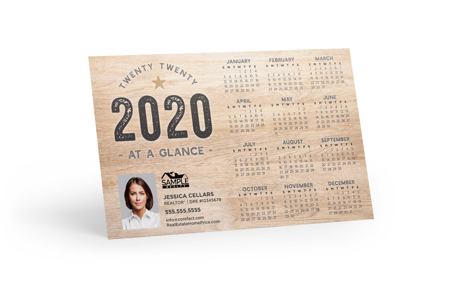 Corefact Calendar 2020 - 09