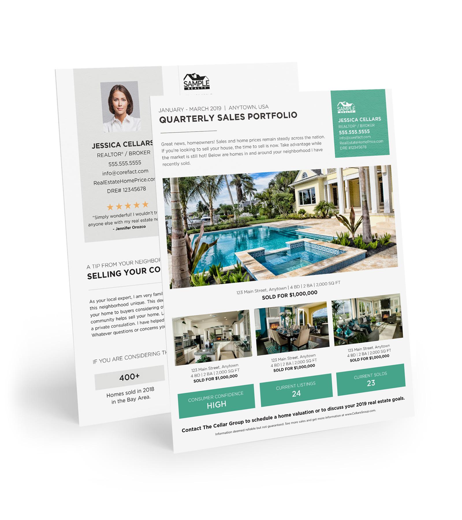 Corefact Sales Portfolio - 01