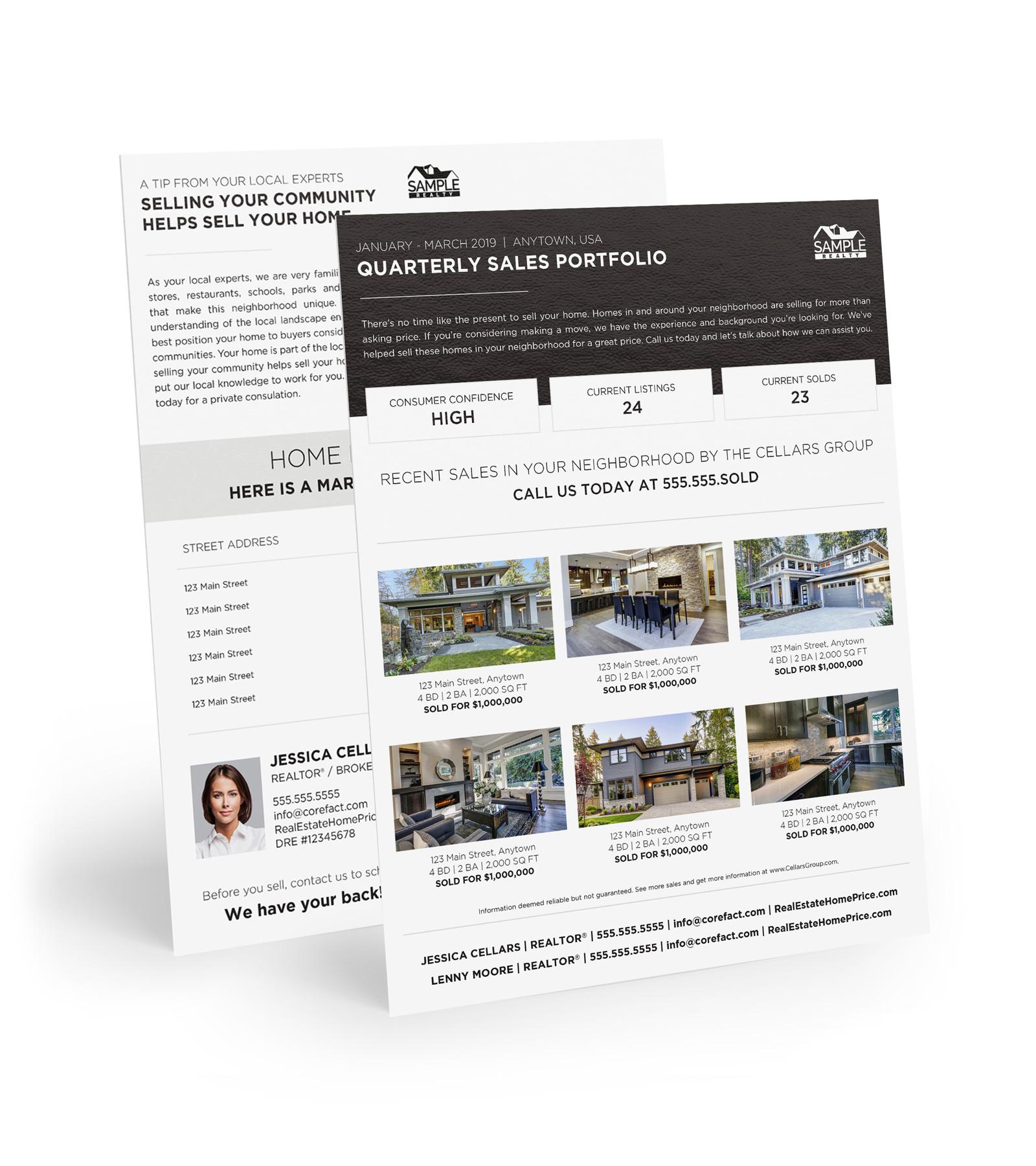 Corefact  Sales Portfolio - 03 (Team)