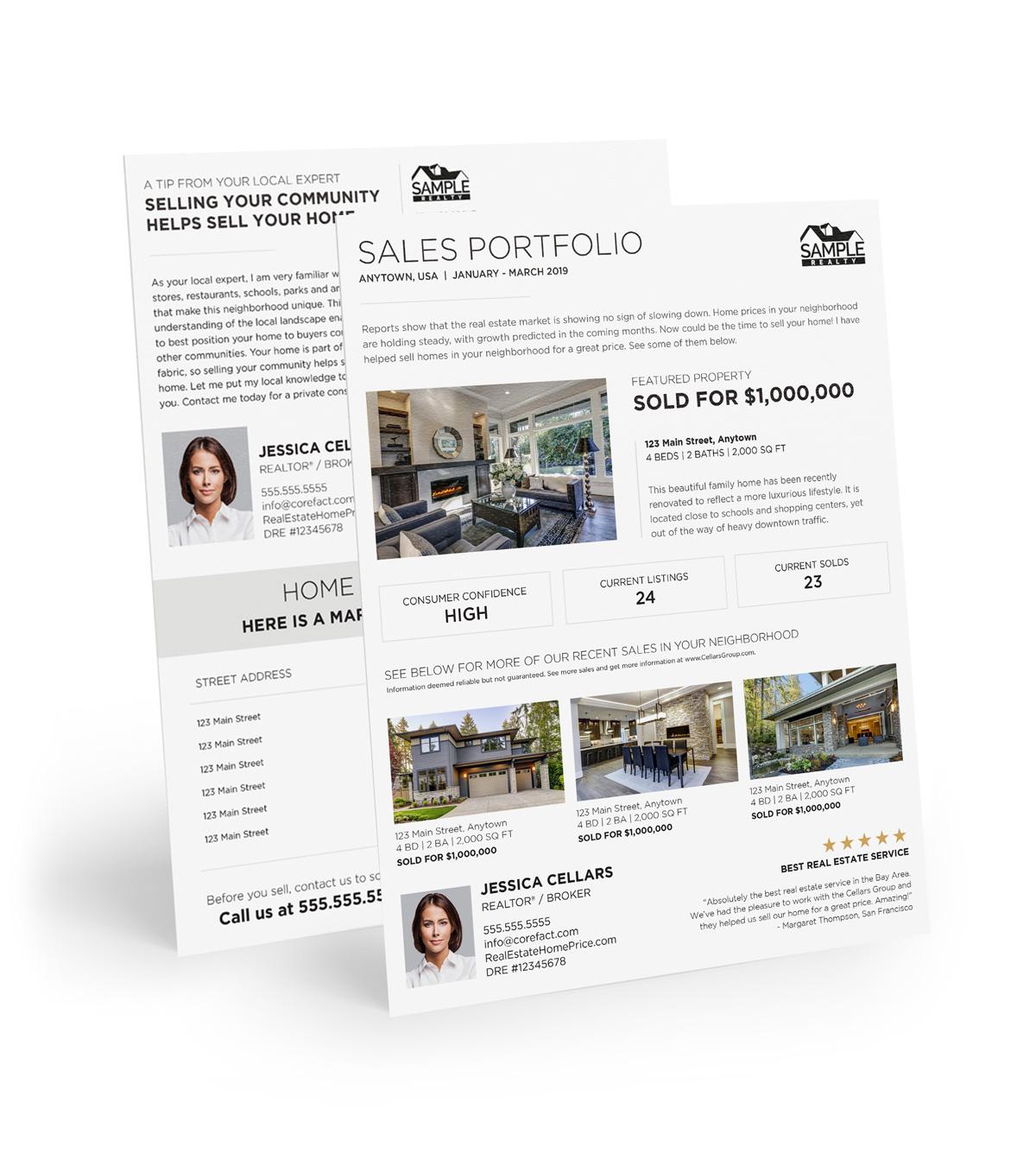 Corefact Sales Portfolio - 06