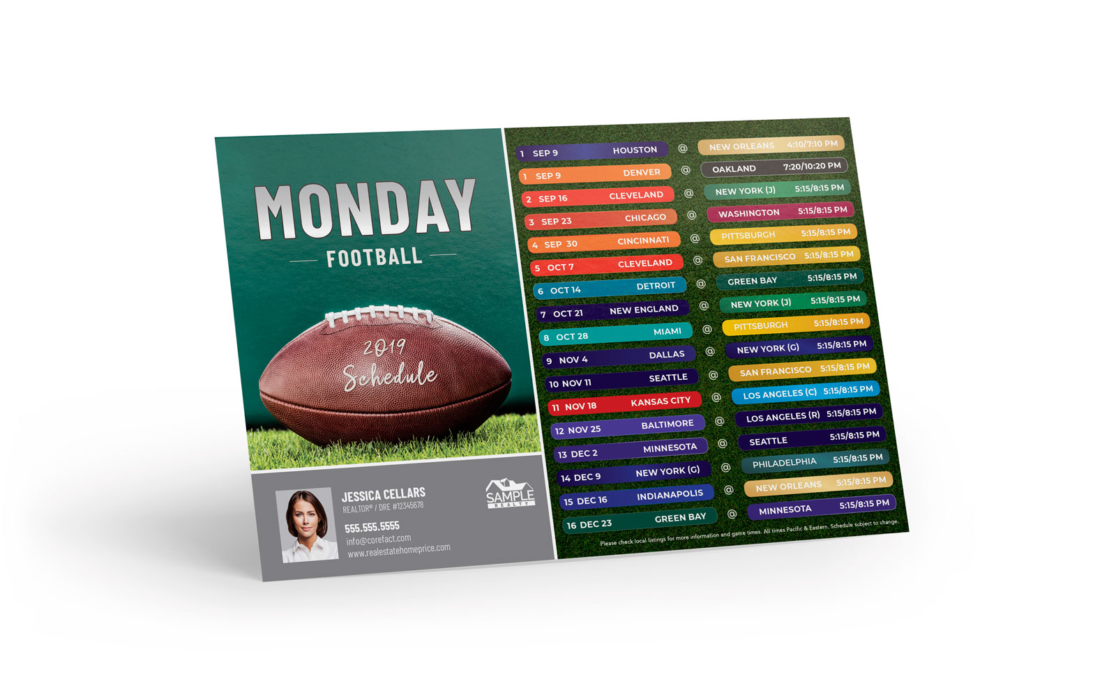 Corefact Sports - Football Monday